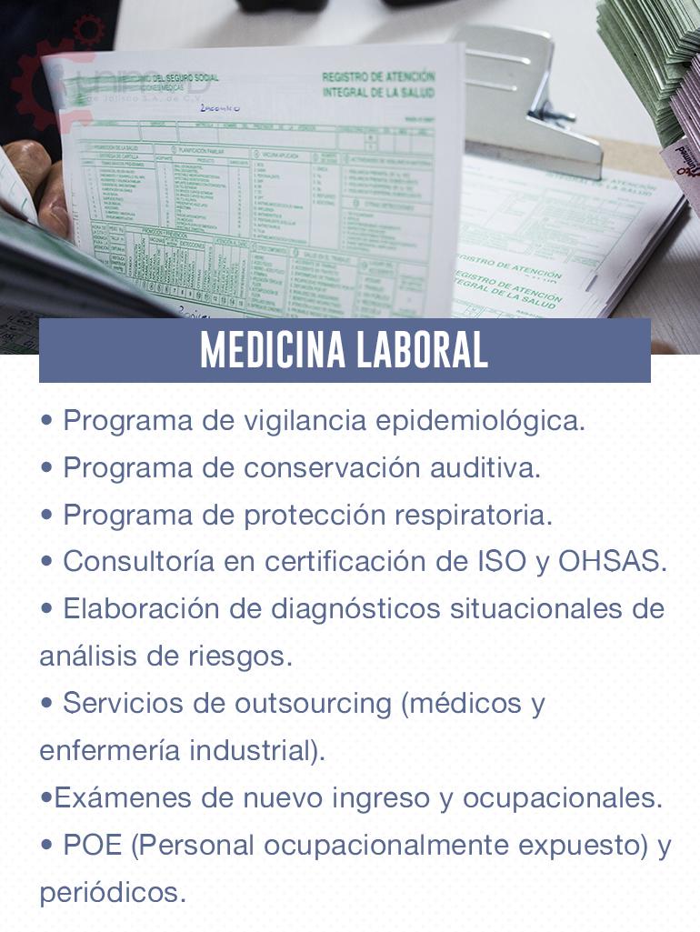 Medicina laboral 2